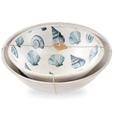 Shell Salad Bowl Set