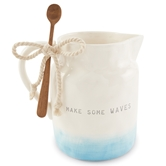Waves Ombre Pitcher Set