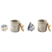 Concrete Outdoor Candle Sets