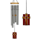 Amazing Grace Chime™ - Stained Glass