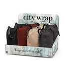 City Wrap Corrugate Table Top Displayer