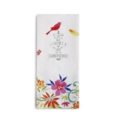 Grandmother Tea Towel and Greeting Card