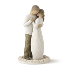 Willow Tree®, Promise Cake Topper
