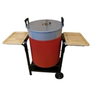 Shot Shell Charcoal Grill